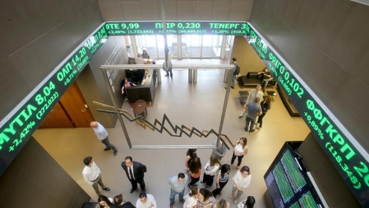 Χρηματιστήριο: Κλείσιμο με άνοδο 1,64%