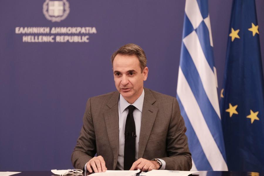Πέντε φορολογικές και ασφαλιστικές ελαφρύνσεις ανακοίνωσε ο Κ.Μητσοτάκης