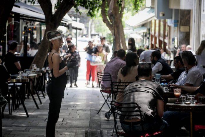 Άνοιγμα καταστημάτων εστίασης, Αθήνα