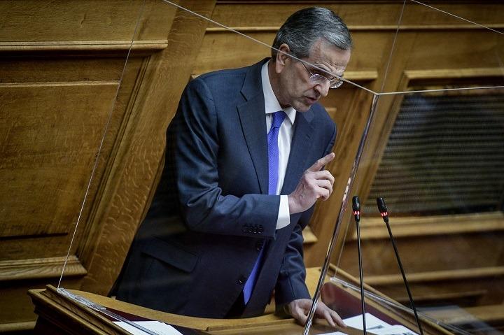 Α.Σαμαράς προς Α.Τσίπρα: Όπως σας είχα πει και τότε, μακάρι η Ελλάδα να είχε 10 Παπασταύρου
